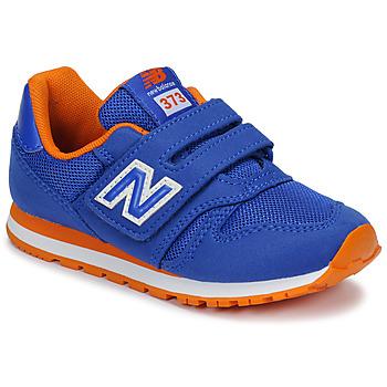 Schoenen Kinderen Lage sneakers New Balance YV373 Blauw