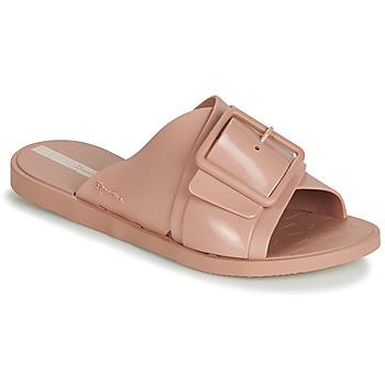 Schoenen Dames Leren slippers Ipanema UNIQUE Roze