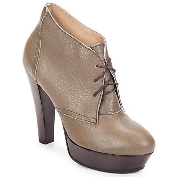 Schoenen Dames Low boots Keyté ETRIOU Taupe