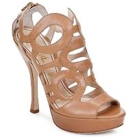 Schoenen Dames Sandalen / Open schoenen Jerome C. Rousseau ISY Camel