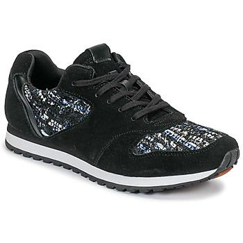 Schoenen Dames Lage sneakers André MARGO Zwart