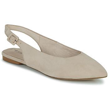 Schoenen Dames Sandalen / Open schoenen Tamaris MALOU Beige