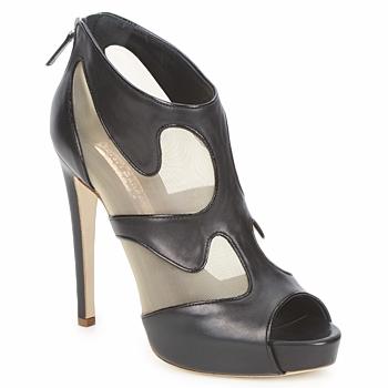 Schoenen Dames Low boots Rupert Sanderson ORBIT Zwart / Beige