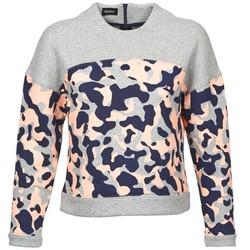 Textiel Dames Sweaters / Sweatshirts Kookaï EXEDOU Grijs / Multi