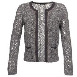Textiel Dames Vesten / Cardigans Kookaï TULICHE Bruin