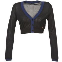 Textiel Dames Vesten / Cardigans Kookaï BALOUE Zwart