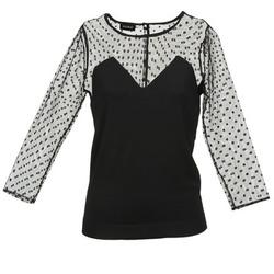 Textiel Dames Truien Kookaï FERMULE Zwart