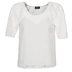 Textiel Dames Tops / Blousjes Kookaï BASALOUI Wit