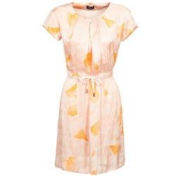 Textiel Dames Korte jurken Kookaï VOULATE Roze / Geel