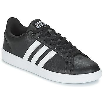 Schoenen Heren Lage sneakers adidas Originals ADVANTAGE MEN Zwart