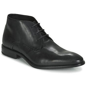 Schoenen Heren Laarzen André CROWE Zwart