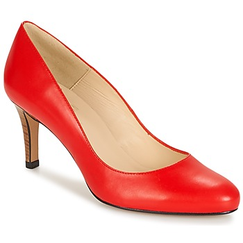 Schoenen Dames pumps Betty London AMUNTAI Koraal