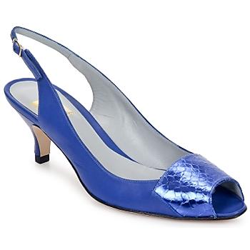 Schoenen Dames Sandalen / Open schoenen Fred Marzo LILI SLING Blue