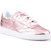 Schoenen Dames Lage sneakers Reebok Sport Club C 85 S Shine CN0512 pink