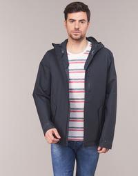 Textiel Heren Wind jackets Geox TIRPIRA Marine