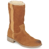 Schoenen Dames Laarzen Hip ALGOK Naturel