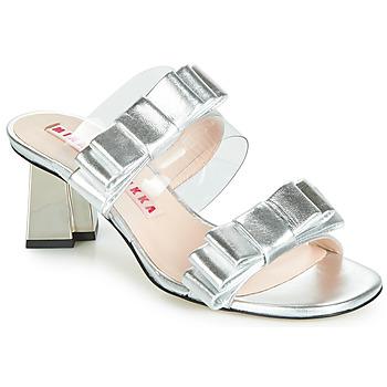 Schoenen Dames Sandalen / Open schoenen Minna Parikka FELIZ Zilver