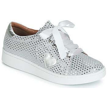 Schoenen Dames Lage sneakers Cristofoli ARE Zilver