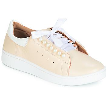 Schoenen Dames Lage sneakers Cristofoli HOULI Beige