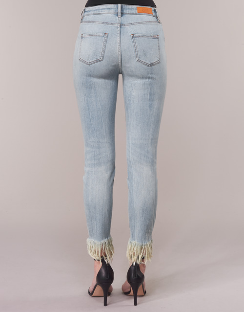 Armani Exchange Helbairi Blauw / Clair - Gratis Levering Textiel ¾ Jeans & 7/8 Dames 10300