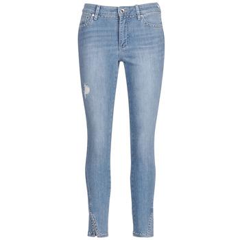 Textiel Dames ¾ jeans & 7/8 jeans Armani Exchange HELBIRI Blauw / Clair