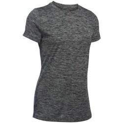 Textiel Dames T-shirts korte mouwen Under Armour Tech Twist