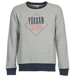 Textiel Heren Sweaters / Sweatshirts Yurban CEDRIC Grijs