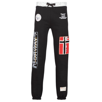 Textiel Heren Trainingsbroeken Geographical Norway MYER Zwart