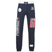 Textiel Heren Trainingsbroeken Geographical Norway MYER Marine