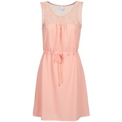 Textiel Dames Korte jurken Vero Moda ZANA Roze