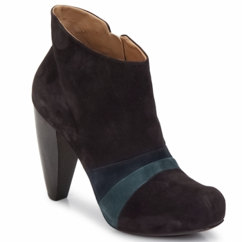 Schoenen Dames Low boots Coclico LESSING Bruin