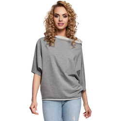Textiel Dames Tops / Blousjes Style S127 Wikkel kokerrok - geel