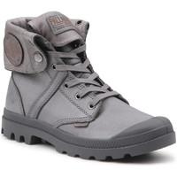 Schoenen Wandelschoenen Palladium PLBRS BGZ L2 U 73080-021-M grey