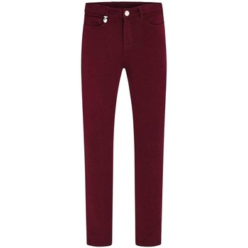 Textiel Meisjes Broeken / Pantalons Mayoral Pantalon  Felpa Granate Granate