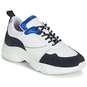 Schoenen Dames Lage sneakers Ikks RUNNING Wit