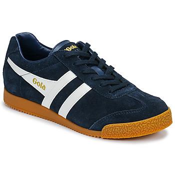 Schoenen Lage sneakers Gola HARRIER Blauw