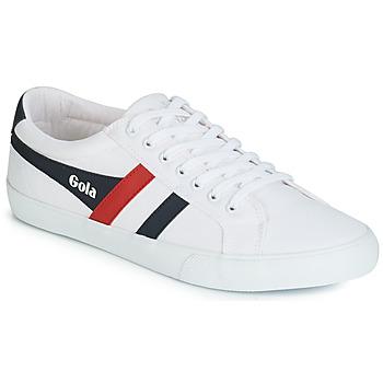 Schoenen Heren Lage sneakers Gola VARSITY Wit / Marine / Rood