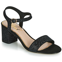 Schoenen Dames Sandalen / Open schoenen Ravel WALTON Zwart
