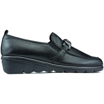 Schoenen Dames Mocassins The Flexx Mocassins DE FLEXX BUGABOO ZWART