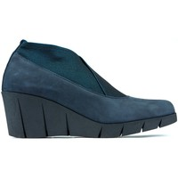 Schoenen Dames Mocassins The Flexx Schoenen DE FLEXX SPACESTRETCH BLUE