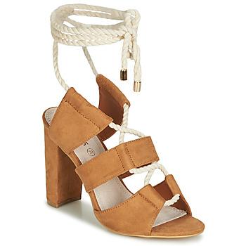 Schoenen Dames Sandalen / Open schoenen Cassis Côte d'Azur DON Bruin