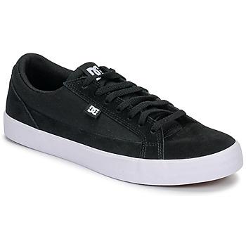 Schoenen Heren Lage sneakers DC Shoes LYNNFIELD M SHOE BKW Zwart