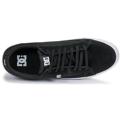 Schoenen KJKHGDsdgjdiJKJHM  DC Shoes LYNNFIELD M SHOE BKW Zwart