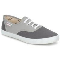 Schoenen Lage sneakers Victoria INGLESA BICOLOR Grijs