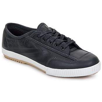 Schoenen Lage sneakers Feiyue FE LO PLAIN CHOCO Zwart
