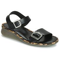 Schoenen Dames Sandalen / Open schoenen Fly London COMB Zwart