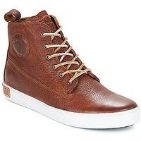 Schoenen Heren Hoge sneakers Blackstone INCH WORKER Bruin
