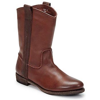 Schoenen Heren Laarzen Blackstone BOLOGNA HORSES Bruin