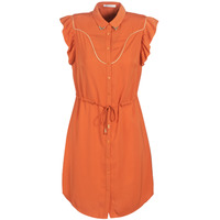Textiel Dames Korte jurken Les Petites Bombes AZITARTE Koraal