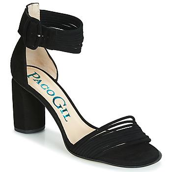 Schoenen Dames Sandalen / Open schoenen Paco Gil BALI Zwart